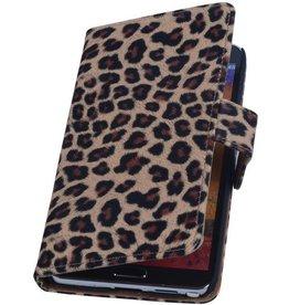 Chita-Buch-Art-Fall für Nokia Lumia 520 Brown