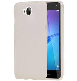 TPU Hoesje voor Huawei Y5 2017 Wit