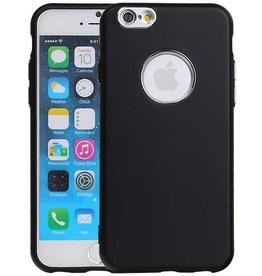 Design TPU Case for iPhone 6 / 6s Black