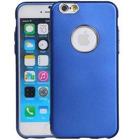 Design TPU Case for iPhone 6 / 6s Blue