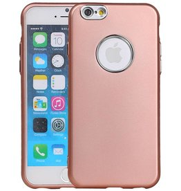 Design TPU Case for iPhone 6 / 6s Pink