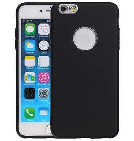 Design TPU Case for iPhone 6 / 6s Plus Black