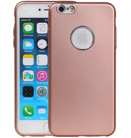 Design TPU Case for iPhone 6 / 6s Plus Pink