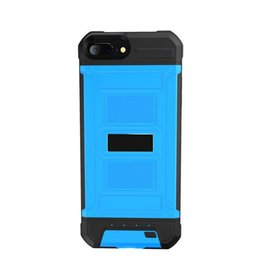 Battery Case Model 732 for iPhone 6 / 6s / 7 3000 mAh Blue