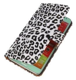 Chita Bookstyle Hoes voor Galaxy Note 3 Neo Wit