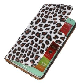 Chita Bookstyle Hoes voor Galaxy Note 3 Neo Bruin