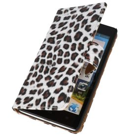 Chita Bookstyle Case for Huawei Ascend G700 Brown