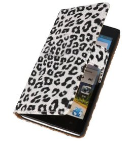 Chita Bookstyle Case for Huawei Ascend G700 White