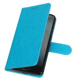 Moto G5s Plus Wallet case booktype wallet Turquoise