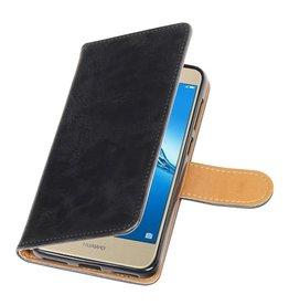 Huawei P9 Lite mini Wallet case wallet case Black