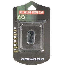 Camera cover voor iPhone X Zwart