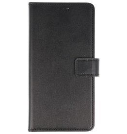 Bookstyle Wallet Hüllen Huawei P Smart Black Case