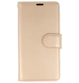 Wallet Cases Case for Huawei P20 Gold
