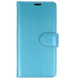 Wallet Cases Hülle für Huawei P20 Pro Türkis