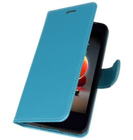 Wallet Cases for LG K8 2018 Turquoise