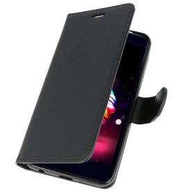 Wallet Cases Case for LG K10 2018 Black