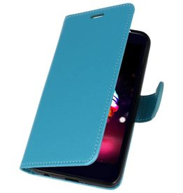 Wallet Cases Case for LG K10 2018 Turquoise