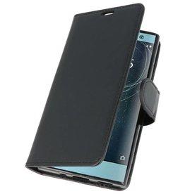 Wallet Cases Case for Xperia XA2 Black