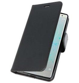 Wallet Cases Case for Xperia XZ2 Black