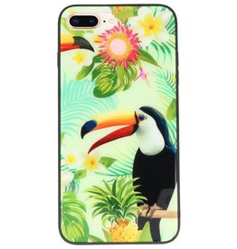 Toucan Hardcases for iPhone 7 Plus / 8 Plus