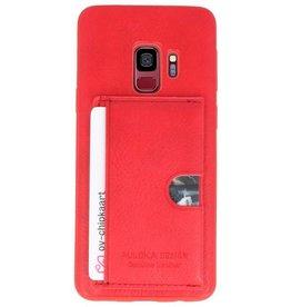 Hartschalenetui für Samsung Galaxy S9 Rot