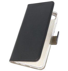 Bookstyle Wallet Cases Hoes for Honor 10 Black