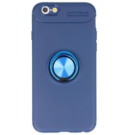 Softcase for iPhone 6 Case with Ring Holder Navy