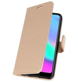 Wallet Cases Honor 10 Gold Case