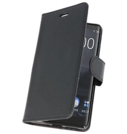 Wallet Cases Case for Nokia 8 Sirocco Black