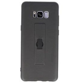 Carbon-Serie Gehäuse Samsung Galaxy S8 Plus Schwarz