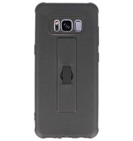 Carbon-Serie Gehäuse Samsung Galaxy S8 Schwarz