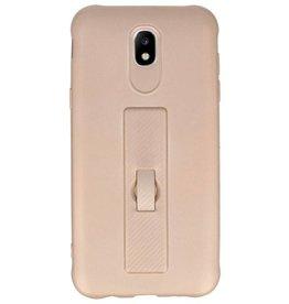 Carbon series case Samsung Galaxy J5 2017 Gold