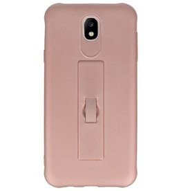 Carbon-Serie Samsung Galaxy J7 2017 Pink