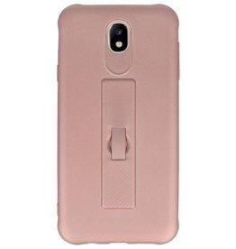 Carbon series case Samsung Galaxy J7 2017 Pink