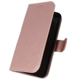 Bookstyle Wallet Cases Case for Galaxy J3 2018 Pink
