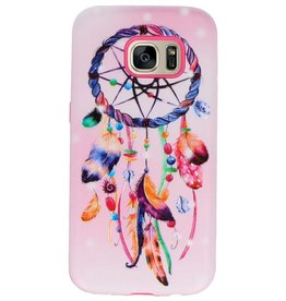 3D-Druck Hard Case für Galaxy S7 Dreamcatcher