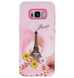 3D-Druck Hard Case für Galaxy S8 Paris