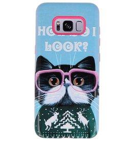 3D Print Hard Case voor Galaxy S8 I Look