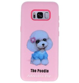 3D Print Hard Case voor Galaxy S8 The Poodle