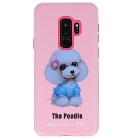 3D Print Hard Case for Galaxy S9 Plus The Poodle