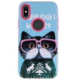 3D-Druck Hard Case für iPhone XI Look