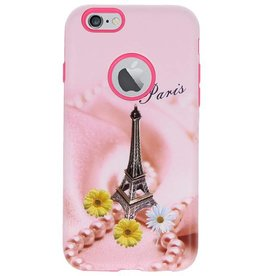3D Print Hard Case voor iPhone 6 Paris