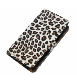 Chita Bookstyle Hoes voor Galaxy S4 Active i9295 Bruin
