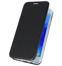 Slim Folio Case für Galaxy J3 2018 Schwarz