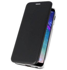 Slim Folio Case for Galaxy A6 Plus 2018 Black