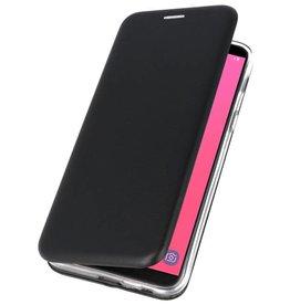 Slim Folio Case for Galaxy J8 2018 Black