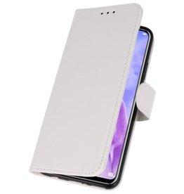 Bookstyle Brieftaschen Huawei Nova 3 White Case