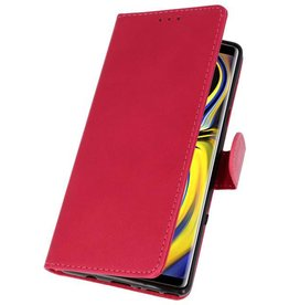 Bookstyle Wallet Cases for Galaxy Note 9 Pink