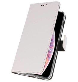 Mappen-Kasten für iPhone XS Max White