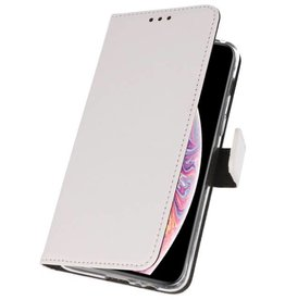 Wallet Cases Case for iPhone XS Max White